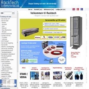 Hardware from Racktech.dk