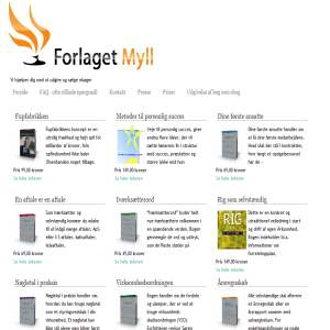 Publish ebooks