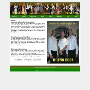 Hound Dogs - dance music
