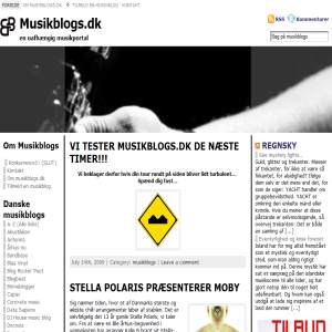 Danish Music Blogs