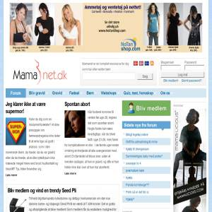 Pregnancy, Baby & Parenting from mamanet.dk