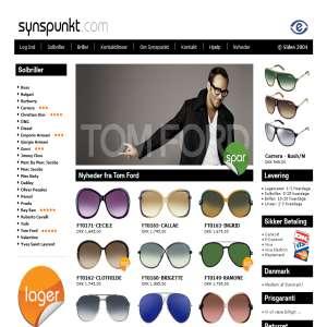 Briller & Kontaktlinser - Billigt Salg