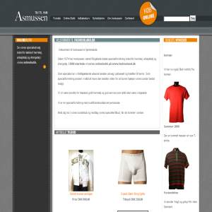 Asmussen Ringsted - Fashionland.dk