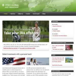 Jyske Global Asset Management - Global Investments for US clients