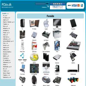 PCbix.dk - The PC webshop for you