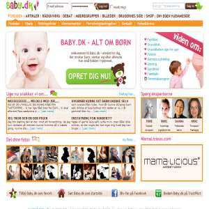 All about children - Baby.dk