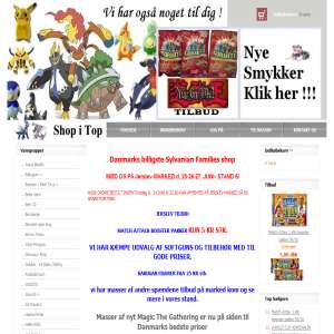 Pokemons from Shopitop.dk