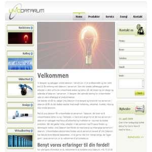 Serverrum Datarum, spar på energi og CO2, køleanlæg