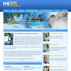 MKSol - Physical Rehabilitation & Relaxation Center
