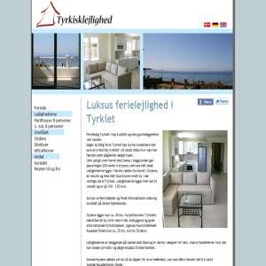 Vacation apartments Turkey