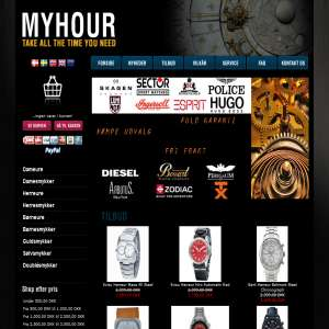 MYHOUR Watches, Jewellery & Sunglasses
