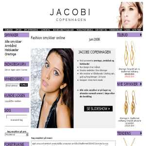Jacobi Copenhagen Jewelry