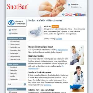 Stop Snoring with the Snorban Mouthpiece