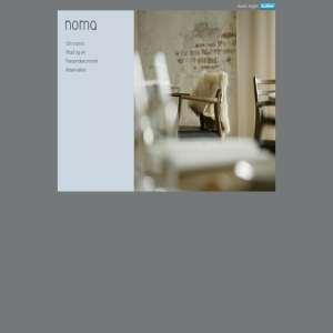 Restaurant noma (Nordisk mad)