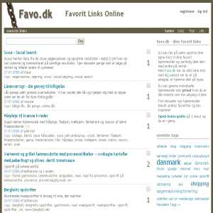 Favorit Links Online - Share your best links