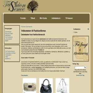 Handbags from FashionSense.dk