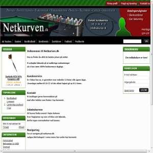 Games from netkurven.dk