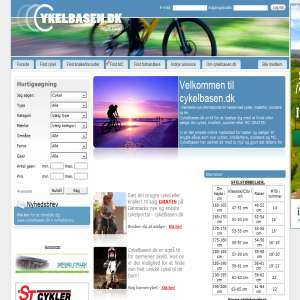 Buy an trade your bike at cykelbasen.dk