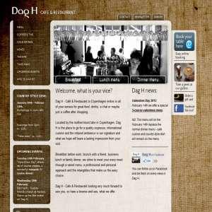 Dag H - Café & Restaurant