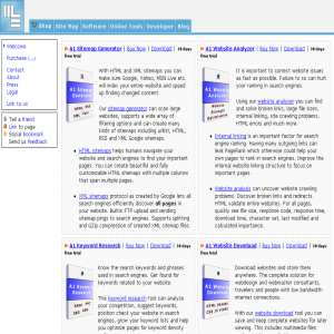 Microsys - Software for website SEO & SEM