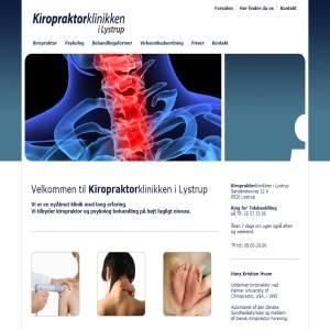 Kiropraktorklinikken i Lystrup