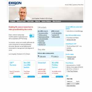 Exiqon.com