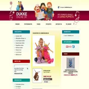Dukkeonline.dk
