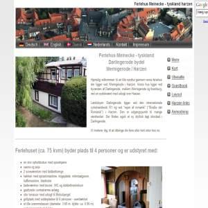 Vacation Home in Meinecke, Harzen