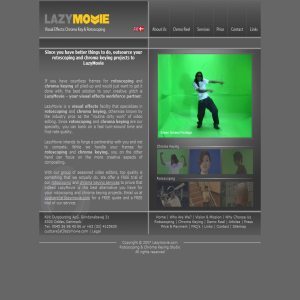 LazyMovie: Rotoscoping & Chroma Keying Services