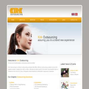 Kirk Outsourcing: Your Ideal IT & Graphical Outsourcing Partner