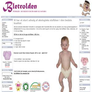 Cloth diapers from Bletrolden