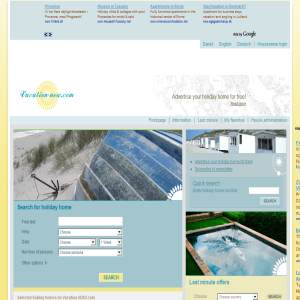 Vacation-NOW - Holday homes for rent