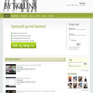 Swap clothes - bytkluns.dk