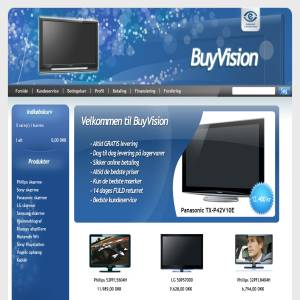 BuyVision - get the cheapest flatscreens
