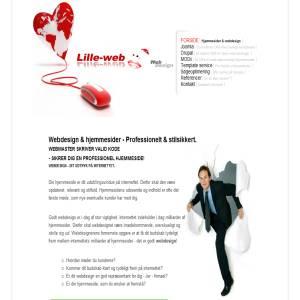 Lille-web Webdesign