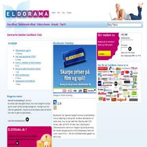 ELDORAMA.dk - Cashback on Danish offers