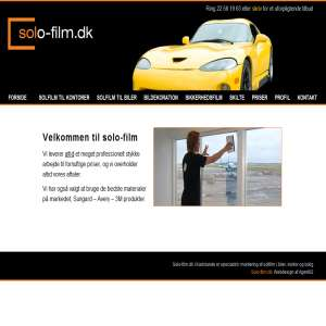 Sunfilm for cars