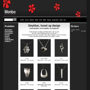 Jewelry from Monbo Design