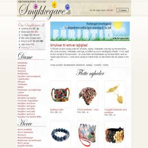 Smykkegave Jewelry Shop