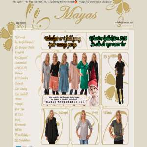 Open online clothing store. Girls clothing stores
