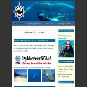 Flip Flop Divers - Thailand