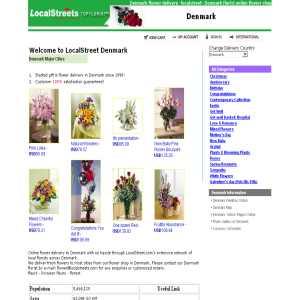 Denmark florist - Localstreet