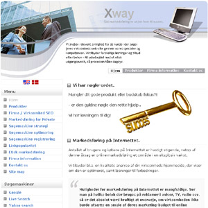 Xway.dk - Online marketing