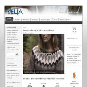 Selja.dk - Icelandic sweater