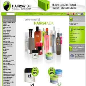 Hairproducts & Hairwax - hair247.dk