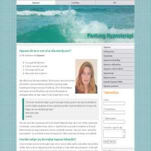 Hypnosis v/Pantung Hypnotherapy