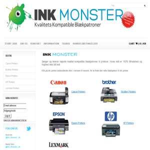 Inkmonster.dk