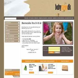 Babysteps.dk - Childrens Shoes