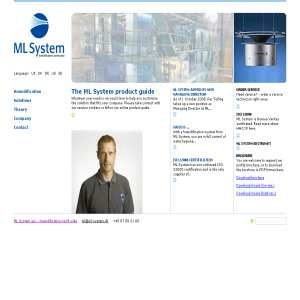 ML System - Humidification Worldwide