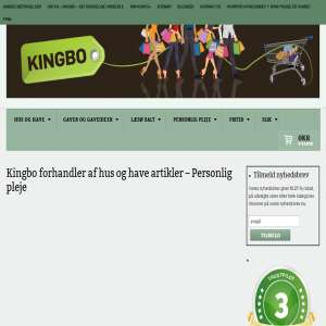 Kingbo - Foot cream your feet will love